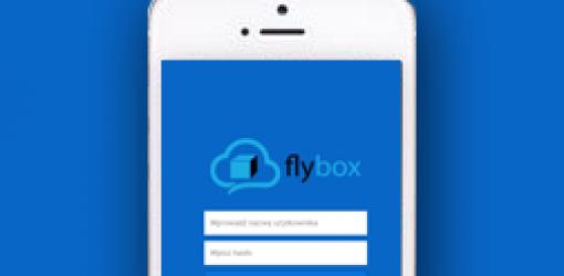 Flybox – Aplikacja mobilna